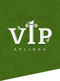 VIP Aplinka